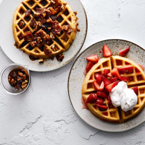 Waffle/pancake mix